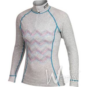 193897-Rolák CRAFT Active Turtleneck - šedá/3950