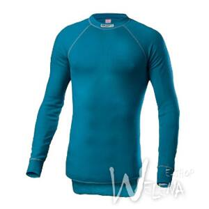 94004-Triko CRAFT Active Longsleeve - zelená/756