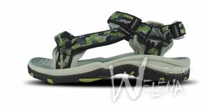 Boty Trimm INDY II green